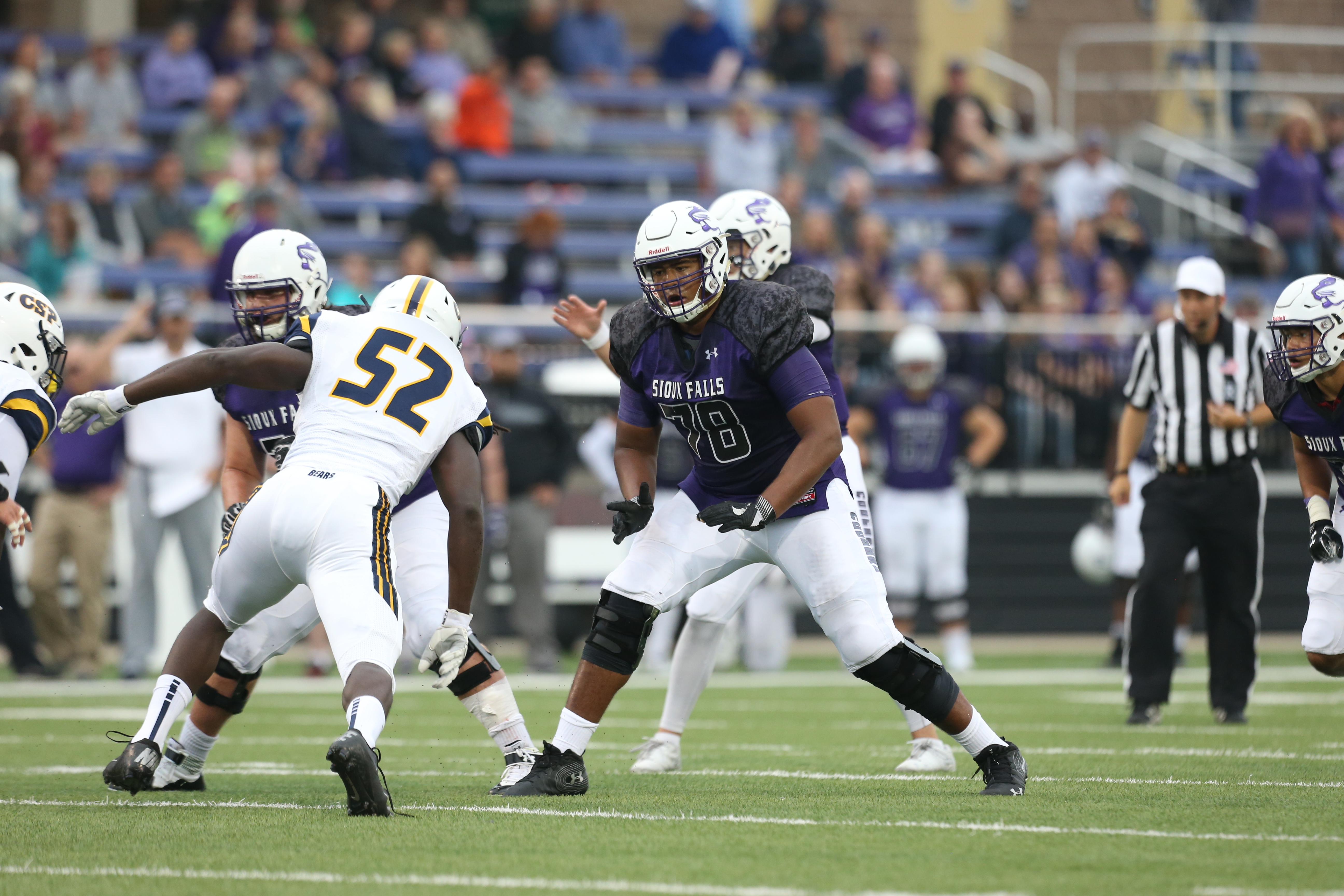 Trey Pipkins Makes History For The University Of Sioux Falls