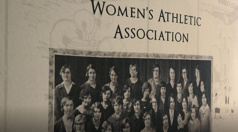 women's athletic associations
