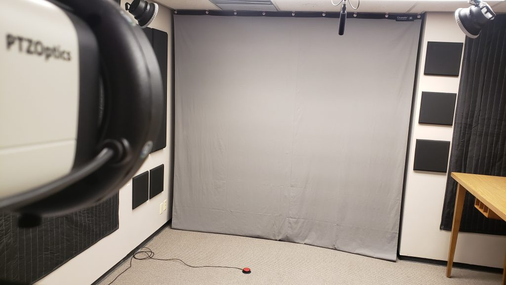 One Button Studio at the University of Sioux Falls
